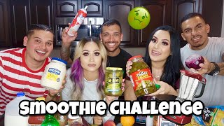 SMOOTHIE CHALLENGE WITH US ALWAYS & BENNY SOLIVEN! Collab Video with US ALWAYS: https://youtu.be/lVOOse6zZsY Us Always: ...