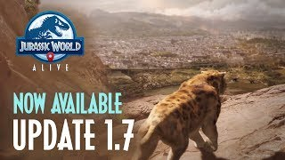 Jurassic World Alive | Cenozoic Creatures ARE HERE!
