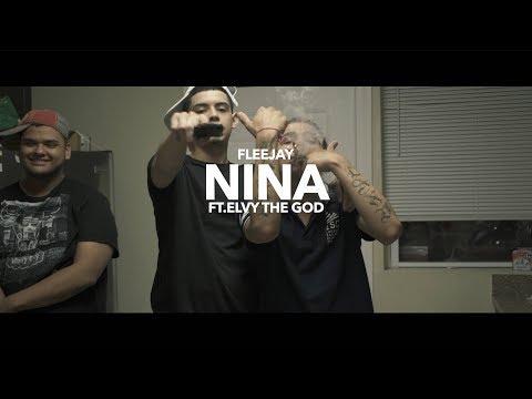 Fleejay - Nina ft. eLVy The God (Official Video)