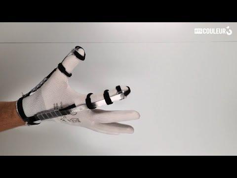 High Tech: Mes mains ont la parole