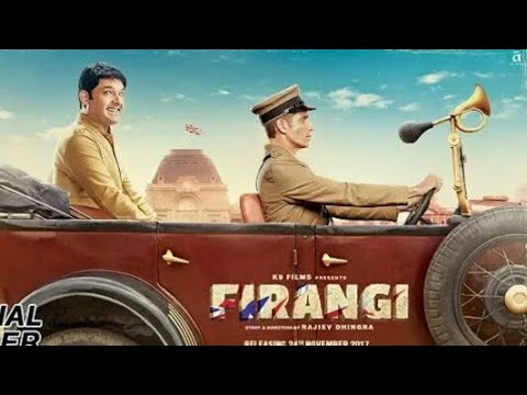 Torrent link to download full movie Firangi - Kapil Sharma