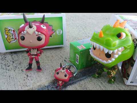 Fortnite Fridays! NEW Funko Pops! Tricera Ops And More!