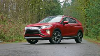 2018 Mitsubishi Eclipse Cross Quick Spin Reviews  Worth it for a clean