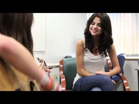 Selena Gomez Singing Who Says Acoustic Version