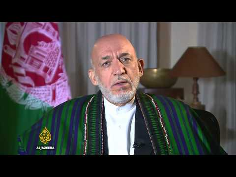 UpFront - Hamid Karzai 'angry' at the US government (web extra)
