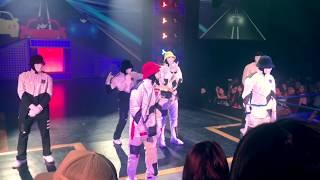 HalloweenHorrorNight - Jabbawockeez Full Live Performance