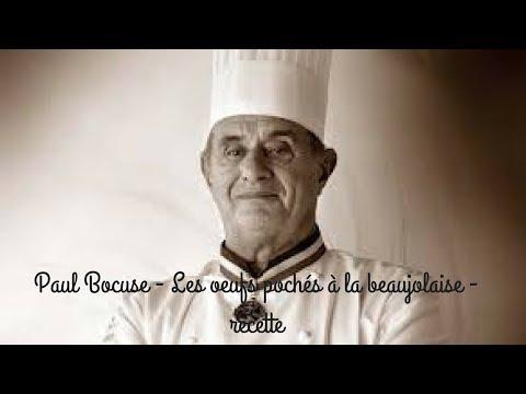 paul-bocuse---les-oeufs-pochés-à-la-beaujolaise---recette