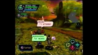 Phantasy Star Online Ver. 2 Dreamcast Gameplay - First Time Online (2001)