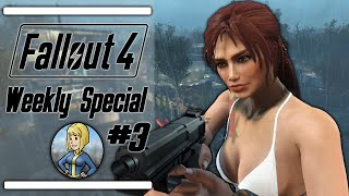 Fallout 4 Weekly S.P.E.C.I.A.L: Face swapping, Sanctuary utopia, HK USP .45