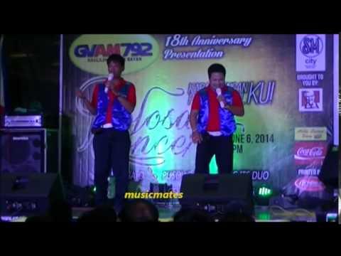 tong its duo live SM CITY TARLAC vol. 2 part 1