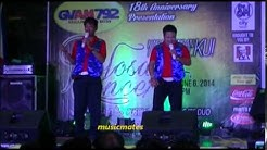 tong its duo live SM CITY TARLAC vol. 2 part 1