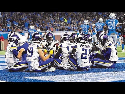Best Touchdown Celebration In Football History – NFL P2