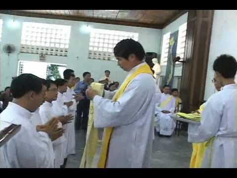 Lễ Phong Chức Phó Tế và Linh Mục tại Xuân Hiệp