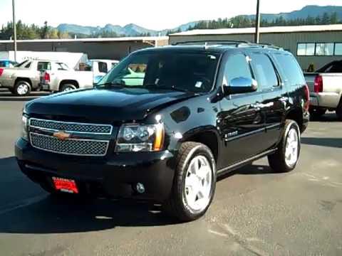 2007 Chevrolet Tahoe Ltz >> SOLD 2007 Chevrolet Tahoe LTZ - V1718 - YouTube