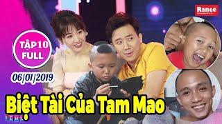 Mao Ca Dẫn Mao Đệ Đệ Thi Biệt Tài Tí Hon 2-  Tam Mao TV Khiến Trấn Thành Và Ngô Kiến Huy Cười Té Ghế