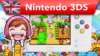 Gardening Mama: Forest Friends - Launch Trailer (Nintendo 3DS)