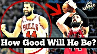 Introducing the NEW and IMPROVED Nikola Mirotic... How GOOD Can He Be?
