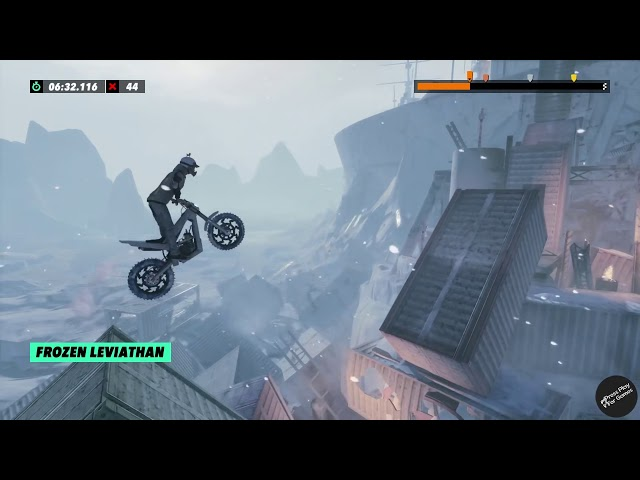 Trials Rising Crash n Sunburn All Extreme Tracks