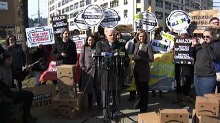 Amazon rinuncia a costruire nuovo quartier generale a New York