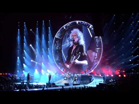 HD: I Want It All - Queen + Adam Lambert...