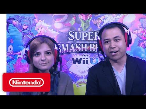 SDCC 12 & Under Super Smash Bros. for Wii U Tournament (1/3)