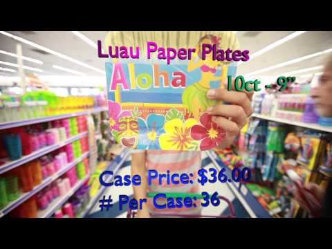 How To Plan The Perfect Luau Party