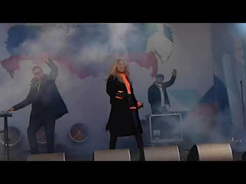 REFLEX ИРИНА НЕЛЬСОН Выступление на Концерте в Москве 18.03.2018