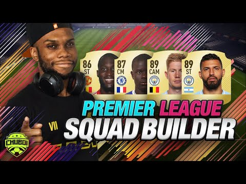 MOST OP PREMIER LEAGUE SQUAD IN FIFA 18?! | FIFA 18 SQUAD BUILDER & GAMEPLAY