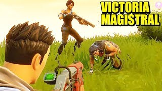 FORTNITE BATTLE ROYALE - VICTORIA!!! THE #1, SELLING WITH EXPLOSIVES - (FREE TO PLAY)