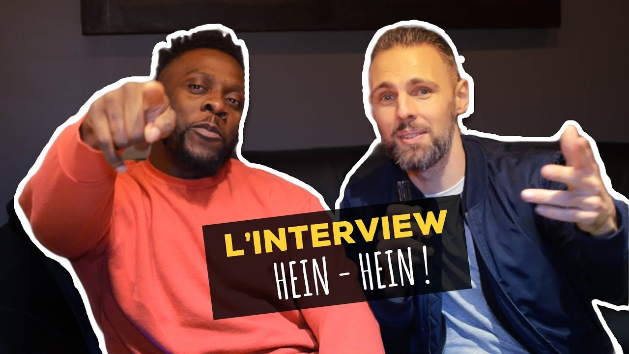 L'INTERVIEW HEIN HEIN (Avec Le Psalmiste)