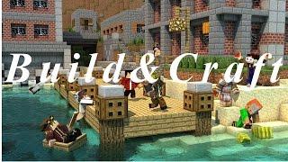 Trailer Minecraft Serveur Build&Craft