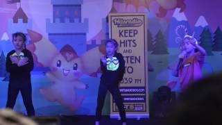 Zara Leola perform in Bandung Griya buah batu/ 26 nov 2016