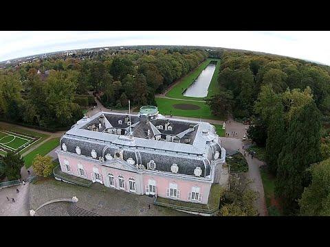P2V+ Benrath Castle Dusseldorf