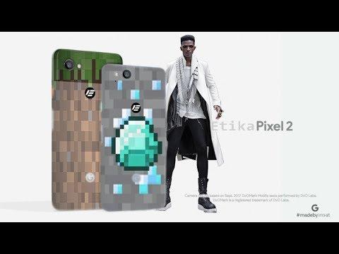 Etika Reacts To The Google Pixel 2 Phone Presentation (Etika Stream Highlight)