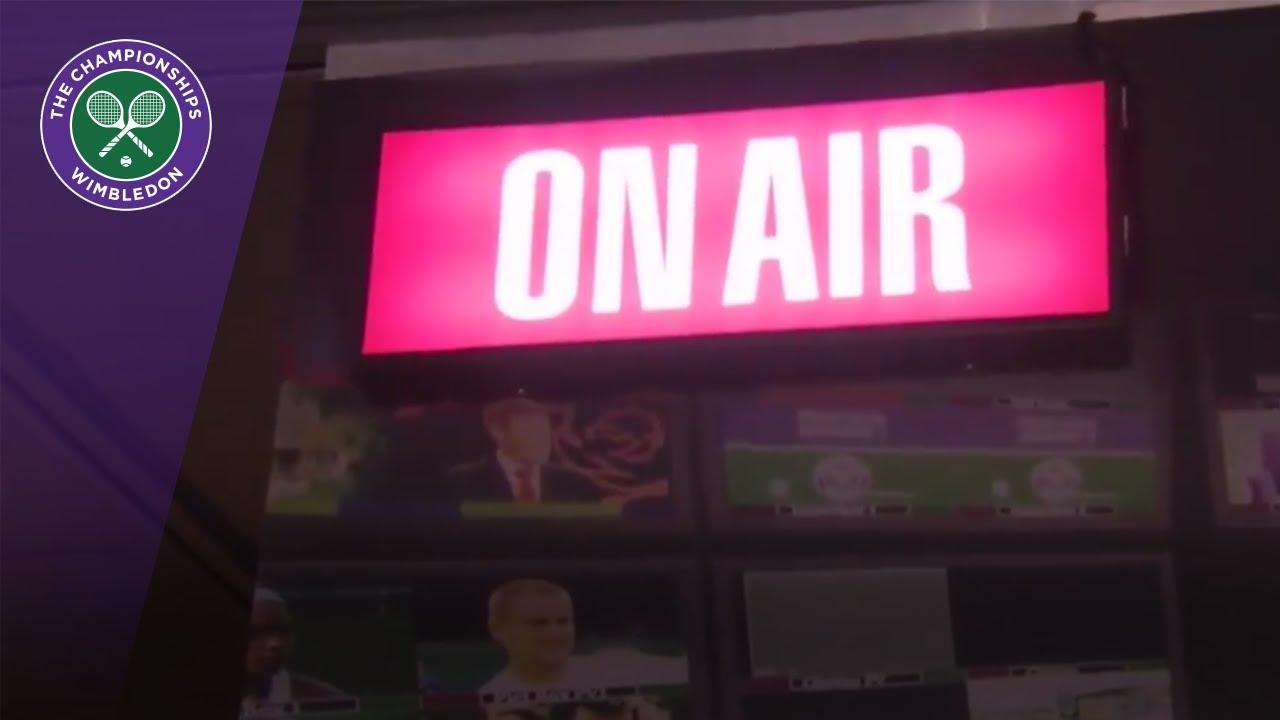 wimbledon 2017 - celebrating 90 years of tv at the wimbledon