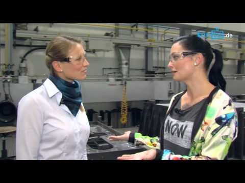 tectv feat. AUDI - Jungingenieurin Marta erklärt den Bau von Vorserienfahrzeugen.