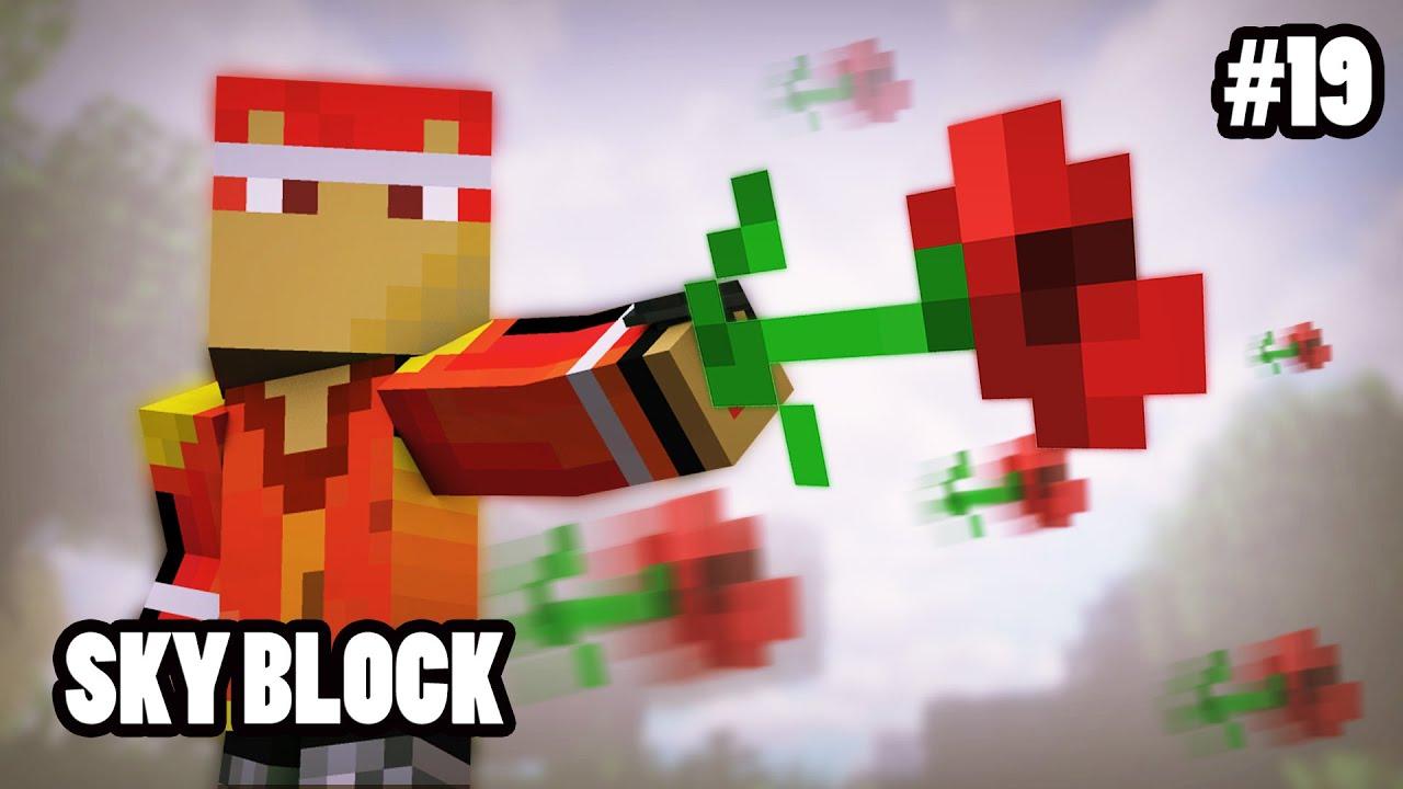 仇恨花粉 神級防護【Minecraft: SkyBlock #19】