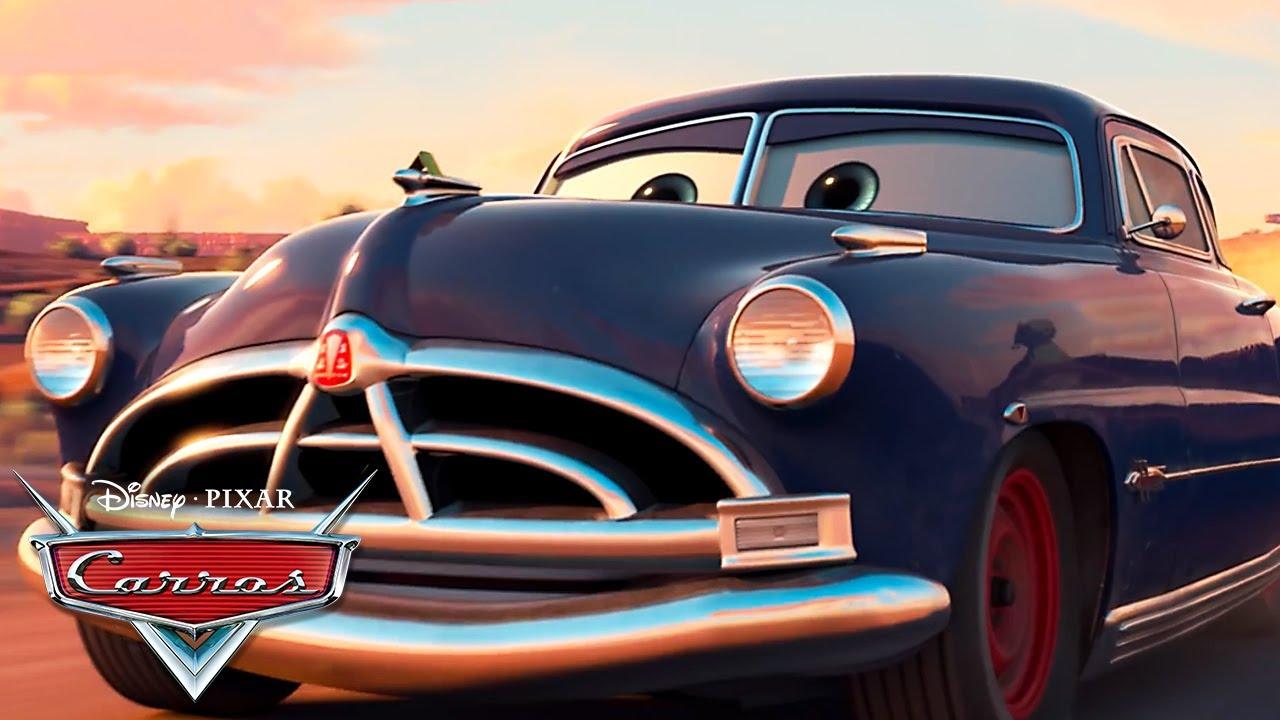 O Melhor de Doc Hudson | Pixar Carros