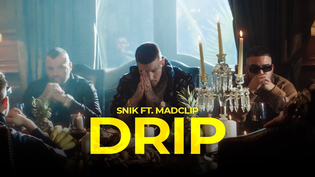 Download SNIK - DRIP FT. MADCLIP (Official Music Video)