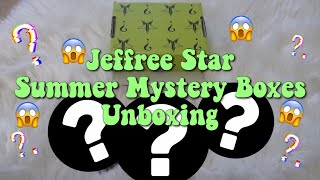 Jeffree Star Summer 2019 Mystery Box Unboxing | GladAce