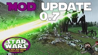 Star Wars Empire at War Forces of Corruption - The New Jedi Order 0.7 Update