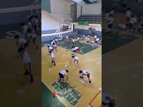 Milo Best Basketball Clinic 2019