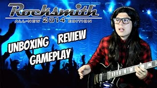 ROCKSMITH 2014 | Unboxing, Gameplay y Análisis en Español