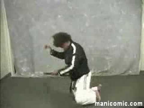 casting de kung- fu