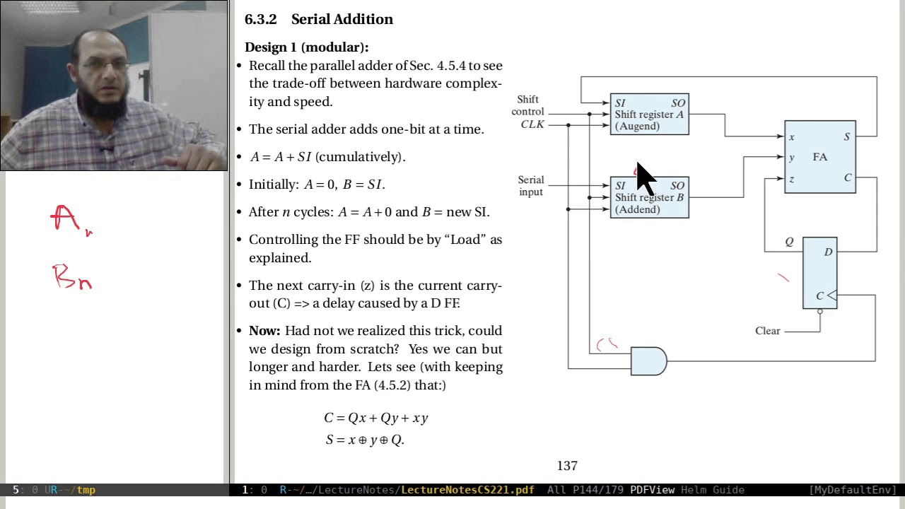 06-c Serial Adders