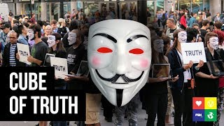 SPOTLIGHT ON ACTIVISM: The Cube of Truth