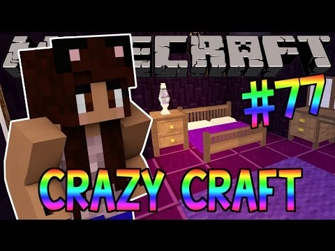 Minecraft: YouTuber Survival #77 - Moving into Joey's (Minecraft Crazy Craft 3.0 SMP)