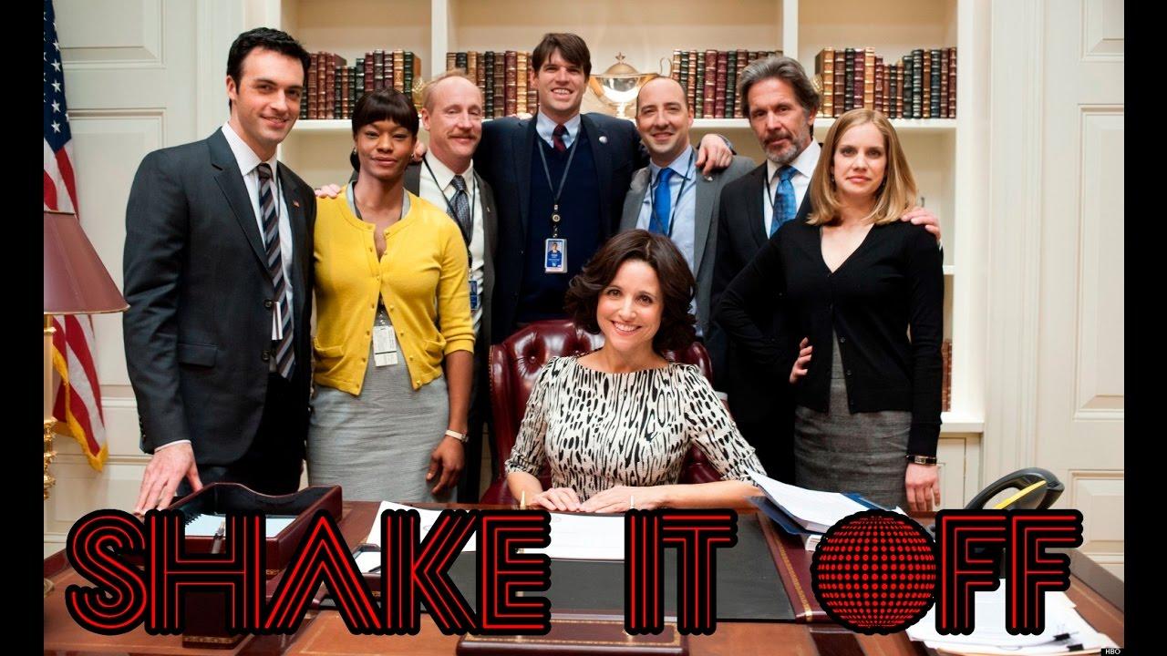 VEEP Cast - Shake It Off
