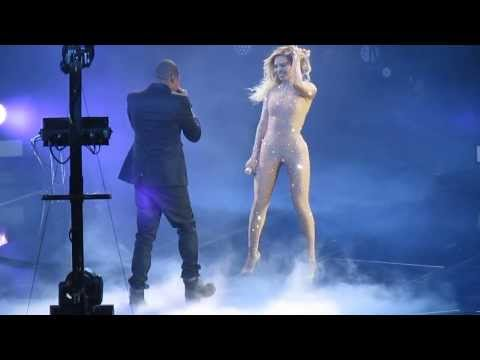 Beyoncé feat. Jay Z - Drunk In Love (Live @ The 02 Arena)