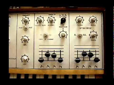 Ritm-2 Analog Synthesizer